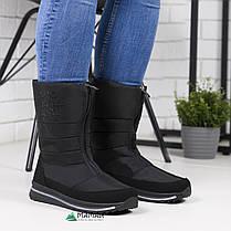 Дутики женские на меху от Львовской обувной фабрики 36,37р, фото 3