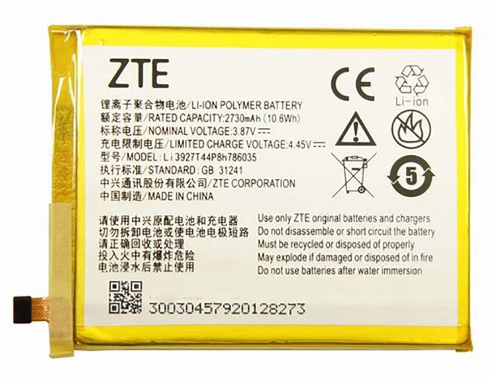 ✅Аккумулятор ZTE Blade V8 / Li3927T44P8H786035 (2730 mAh)