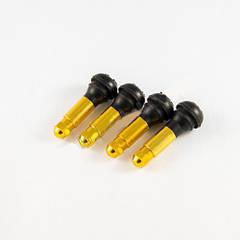 Желтый вентиль (сосок) для дисков 4шт