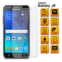 Защитное стекло Premium Tempered Glass 0,26mm (2,5D) для Samsung Galaxy J5 J500H