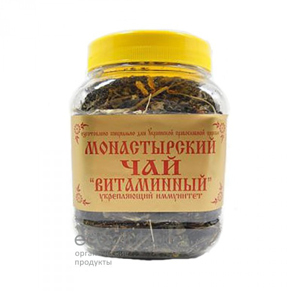 Чай Монастырский Витаминный 100г