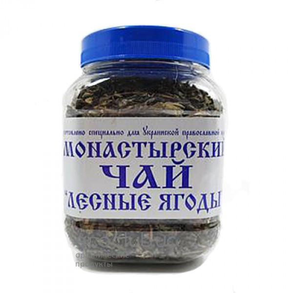 Чай Монастырский Лесные ягоды 100г