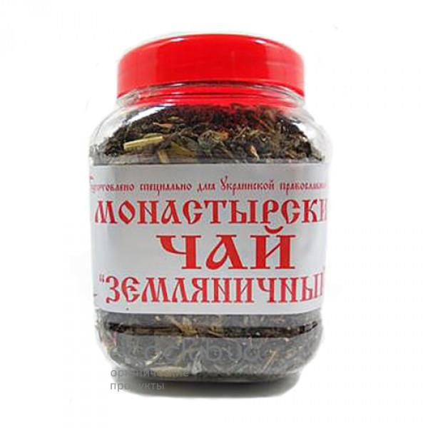Чай Монастырский Земляничный 100г