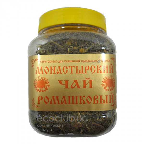 Чай Монастырский Ромашковый 100г