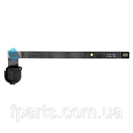 Шлейф iPad Air (A1484, A1474, A1475) коннектор наушника, Black, фото 2