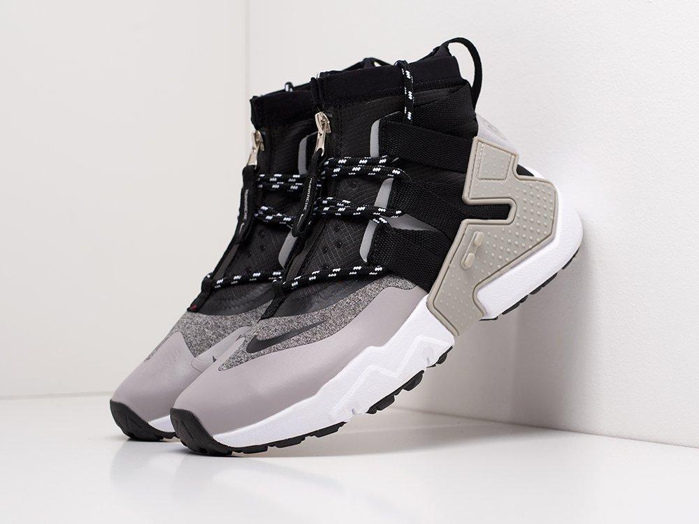 Чоловічі кросівки Nike Air Huarache Gripp (сірі) KS 1529