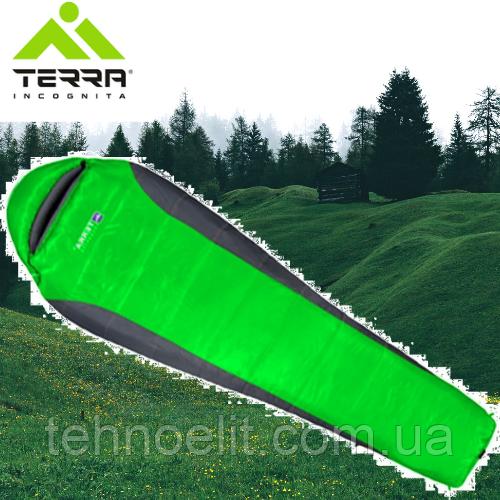Спальник туристический Terra Incognita Siesta 300 Regular