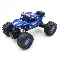 Машина на радиоуправлении Монстр-трак Rock Crawler ZG-C1221 Синий