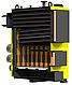Жаротрубный водогрейный котел на твердом топливе 300 кВт Kronas Heat Master SH с блоком автоматикой, фото 3