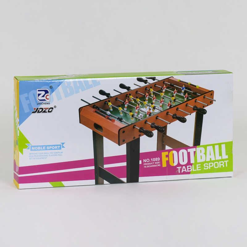 Настільна гра футбол дерев'яний на штангах