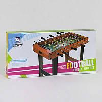 Настольная игра футбол деревянный на штангах