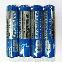 Батарейка GP PowerPlus Heavy Duty 24C S2(R03, size AAA) (40)