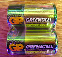 Батарейка GP GREENCELL Extra Heavy Duty 13G S2(R20P, size D) (20)