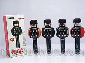 Беспроводной караоке микрофон Wster WS-2911