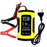 Автоматическое SMART зарядное устройство авто аккумулятора 12в 4-100Ah, фото 7