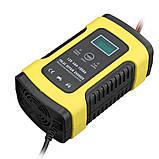 Автоматическое SMART зарядное устройство авто аккумулятора 12в 4-100Ah, фото 8