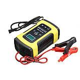 Автоматическое SMART зарядное устройство авто аккумулятора 12в 4-100Ah, фото 10