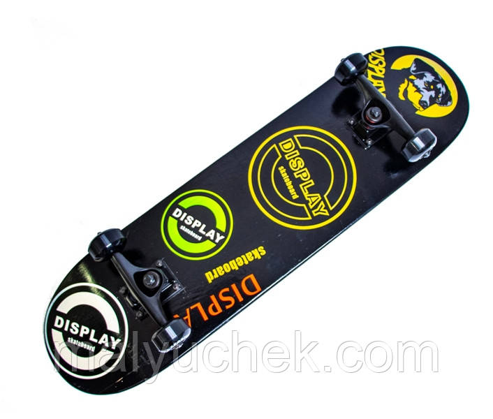 "Скейт Scale Sports ""Display Skateboard"", нагрузка до 90 кг"