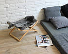 КІТ-ПЕС by smartwood Гамак Лежанка для собаки Лежак для собаки Спальное место, фото 5