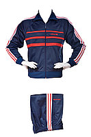 Мужской спортивный костюм Адидас Светофор Винтаж 90-е (Adidas Vintage 90s) Австрия