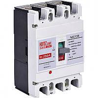 """Шкафной автоматический выключатель """"SAFE"""" 250A 3P C IP40."""