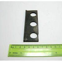 Пластина трения ЖРБ с бортом ЖС 08414