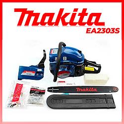 Бензопила Makita EA3203S (шина 45 см, 3.4 кВт) Бензопила Макита. ГАРАНТИЯ 12 месяцев!