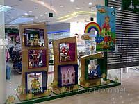 Дизайн магазина детских игрушек, проект магазина, фото 1