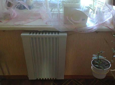 ТЕПЛО-ПЛЮС обогреватель теплоаккумуляционный с терморегулятором Тип-1 450 Вт , фото 2