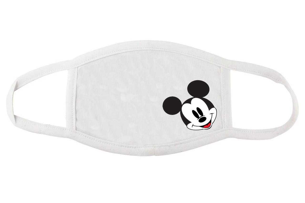 Защитная маска для лица с Микки Маусом