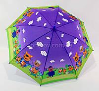 """Детский зонтик """"Три кота"""" от фирмы """"Mario"""", фото 1"""