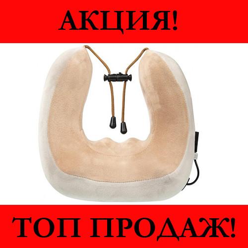 Массажная подушка для шеи Gelius Smart Pillow Massager GP-PM001!Хит цена