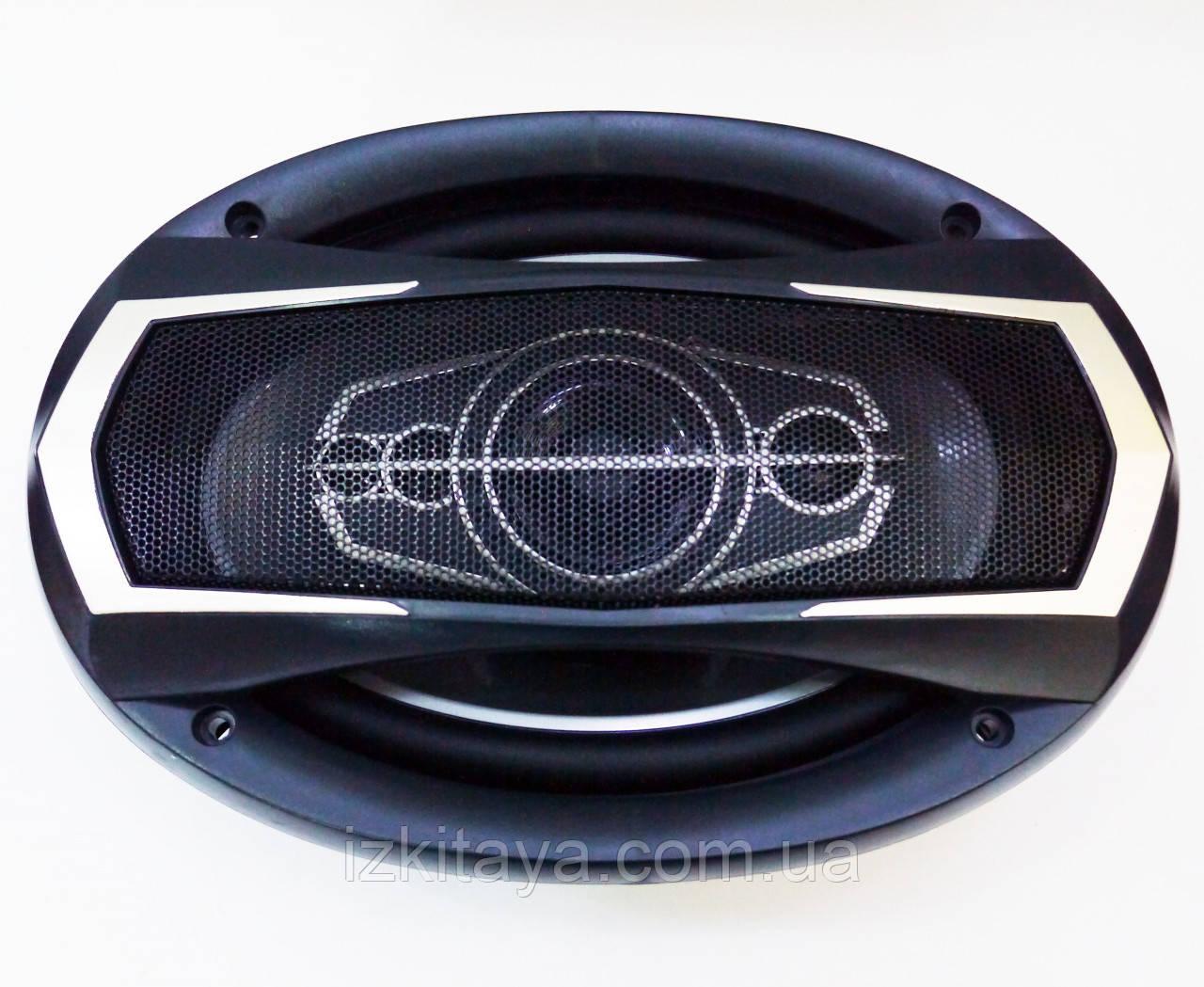 Автомобильные колонки динамики Pioneer TS-A6995S Овалы 600 Вт