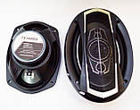 Автомобильные колонки динамики Pioneer TS-A6995S Овалы 600 Вт, фото 4