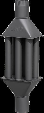 Экономайзер BLIST эмалированный на дровяную печь, 120 мм, фото 2