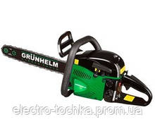 Бензопила цепная Grunhelm GS-5200M Professional 3300 Вт 5.8 кг шина 45см