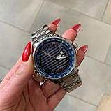 Curren 8375 Silver-Blue, фото 3