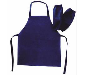 Нарукавники и фартук для труда из натуральной ткани - Фартуки для уроков труда