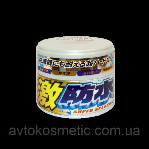 Soft99 Water Block Wax Light - Защитная водоотталкивающая полироль