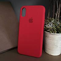 Чехол бампер silicone case для Iphone Xr . Силиконовый чехол накладка на айфон Xr