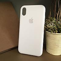 Чехол бампер silicone case для Iphone Xr . Силиконовый чехол на айфон Xr
