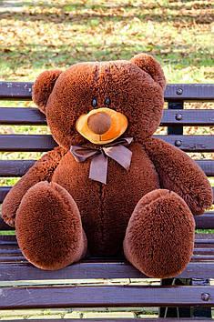 Плюшевий ведмедик Пух 80 см Шоколадний