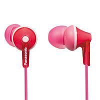 Наушники Panasonic RP-HJE125E-P Pink 6040397, КОД: 1379153