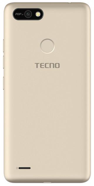 Смартфон Tecno POP 2F (B1f) 1/16GB DualSim Champagne Gold