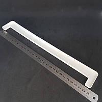 Заглушка для подоконника 300 мм (белая)