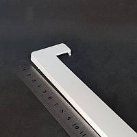 Заглушка для подоконника 600 мм (белая)