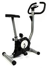 Велотренажер 7FIT T8018 Intenso Black