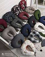 Подушки под шею EKKOSEAT для отдыха и длительного путешествия