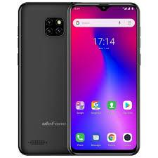 Мобильный телефон Ulefone S11 1/16GB Black