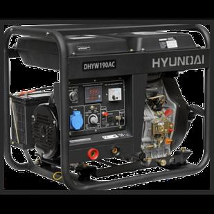 Генератор HYUNDAI DHYW 190AC (2,5 кВт)